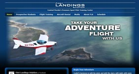 First Landings Aviation Promotions